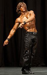 17.09.2011, Kammersaal, Graz, AUT, Fitness World Championships, im Bild Victor Sharko (LET) // during Fitness World Championships at Kammersaal in Graz, Austria on 17/09/2011. EXPA Pictures © 2011, PhotoCredit: EXPA/ E. Scheriau