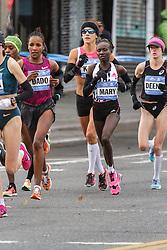 NYC Marathon, Keitany, Goucher,