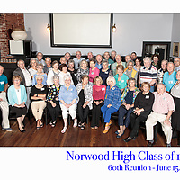 Norwood High 60th Reunion 06-15-19