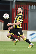 Burton Albion midfielder Robbie Weir (8) during the Sky Bet League 1 match between Scunthorpe United and Burton Albion at Glanford Park, Scunthorpe, England on 9 April 2016. Photo by Ian Lyall.