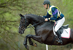 De Smet Stefaan, (BEL), Quick Misaura<br /> LRV Nationaal Kampioenschap Kalmthout 2002<br /> Photo © Dirk caremans