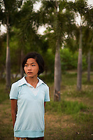 DREAM, age 13 is born with HIV.She lives together with other HIV Teenager and children in a village near Lopburi.