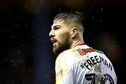Kieron Freeman of Sheffield United - Mandatory by-line: Robbie Stephenson/JMP - 04/03/2019 - FOOTBALL - Hillsborough - Sheffield, England - Sheffield Wednesday v Sheffield United - Sky Bet Championship