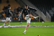 Oguzhan Ozyakup of Besiktas during the Europa League match between Wolverhampton Wanderers and Besiktas at Molineux, Wolverhampton, England on 12 December 2019.