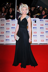 Danielle Harold  at the National Television Awards held in London on Wednesday, 25th January 2012. Photo by: i-Images
