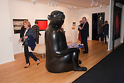 Pavilion of art and design.- PAD London  Berkeley Square. London. 10 October 2011. <br /> <br />  , -DO NOT ARCHIVE-© Copyright Photograph by Dafydd Jones. 248 Clapham Rd. London SW9 0PZ. Tel 0207 820 0771. www.dafjones.com.