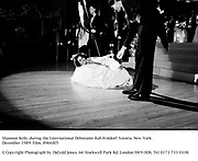 Shannon Kelly during the International Debutante Ball.Waldorf Astoria. New York.  December 1989. Film. 89668f5<br />© Copyright Photograph by Dafydd Jones. 66 Stockwell Park Rd. London SW9 0DA. Tel 0171 733 0108
