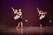Dance Wisconsin dancers rehearse Grab Your Strings at Madison College in Madison, Wisconsin on October 12, 2012.