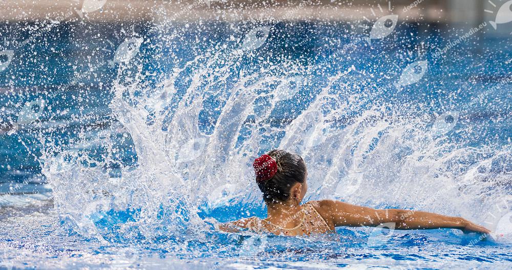 33 ASD RARI NANTES PALERMO 89 Drago Eleonora<br /> Solo Eliminatorie<br /> Campionato Nazionale Assoluto Estivo 2017<br /> Bologna (BO) 1-4 Giugno 2017<br /> Day1<br /> Photo D. Montano/Insidefoto/Deepbluemedia.eu