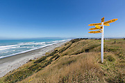 Te Waewae Bay at McCracken's Rest, Western Southland