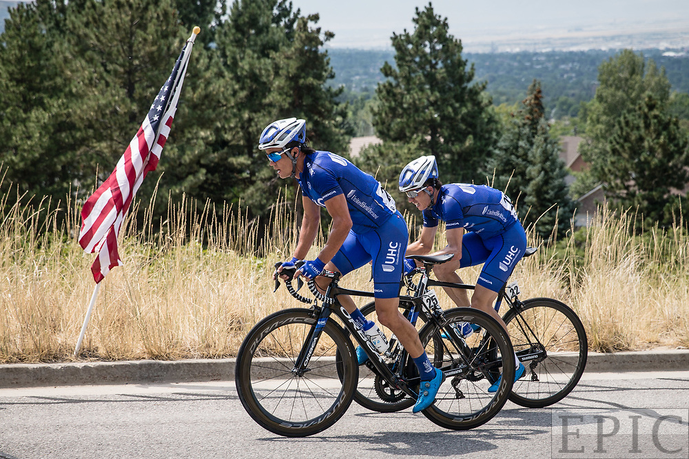 Cycling: Larry H. Miller Tour of Utah 2017 / Stage 5 - Travis McCabe (UnitedHealthcare)<br /> <br /> Layton - Bountiful (180km) / TOU / Utah  <br /> &copy; Jonathan Devich