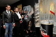 © Filippo Alfero<br /> Inaugurazione Boscolo Hotel corso Matteotti Milano<br /> Milano - 05/10/2009<br /> varie spettacolo<br /> Nella foto: