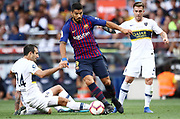 Luis Suarez of FC Barcelona during the Joan Gamper trophy game between FC Barcelona and CA Boca Juniors in Camp Nou Stadium at Barcelona, on 15 of August of 2018, Spain, Photo Pressinphoto / Pro Shots / ProSportsImages / DPPI