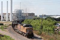 Union Pacific Coal Unit Train, Austin, TX.