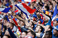 Tifosi France Fans France <br /> Lille 19-06-2016 Stade de Pierre Mauroy Footballl Euro2016 Switzerland - France / Svizzera - Francia Group Stage Group A. Foto Matteo Ciambelli / Insidefoto