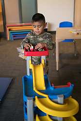 Children's Therapy Center, Burien, Washington.  Photo by Merrill Images.