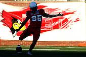 Nick Aussieker  Illinois State Redbird Football Photos
