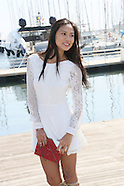 'Ex-model': Photocall At MIPTV 2015 In Cannes