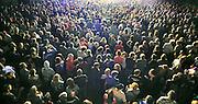 Nederland, Nijmegen, 20-7-2012Mensen , publiek, tijdens een optreden in het Valkhofpark tijdens de zomerfeesten. Valkhof affaireFoto: Flip Franssen/Hollandse Hoogte