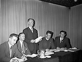 1959 - First Annual Congress of the Irish Greyhound Owners and Breeders Federation