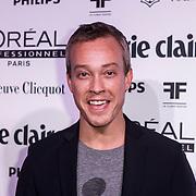 NLD/Amsterdam/20150119 - De Marie Claire Prix de la Mode awards, Claes Iversen
