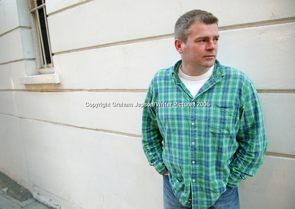 Mark Haddon bestselling author<br />