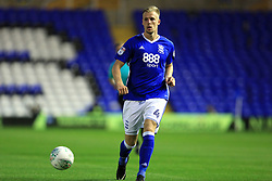 Marc Roberts of Birmingham City - Mandatory by-line: Paul Roberts/JMP - 08/08/2017 - FOOTBALL - St Andrew's Stadium - Birmingham, England - Birmingham City v Crawley Town - Carabao Cup