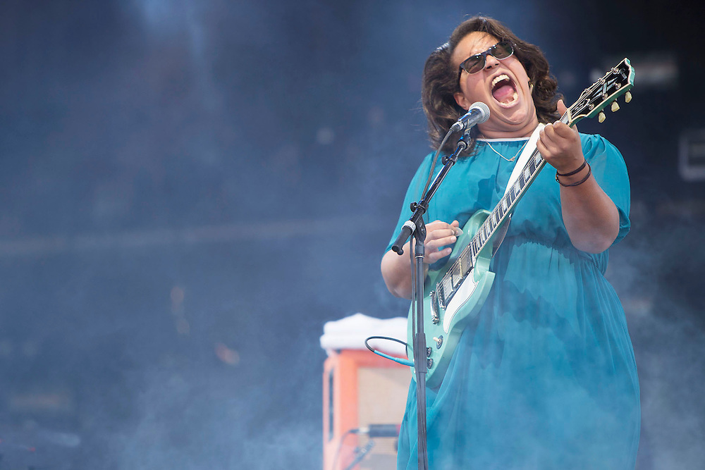 Alabama Shakes Bottlerock Festival Napa Valley
