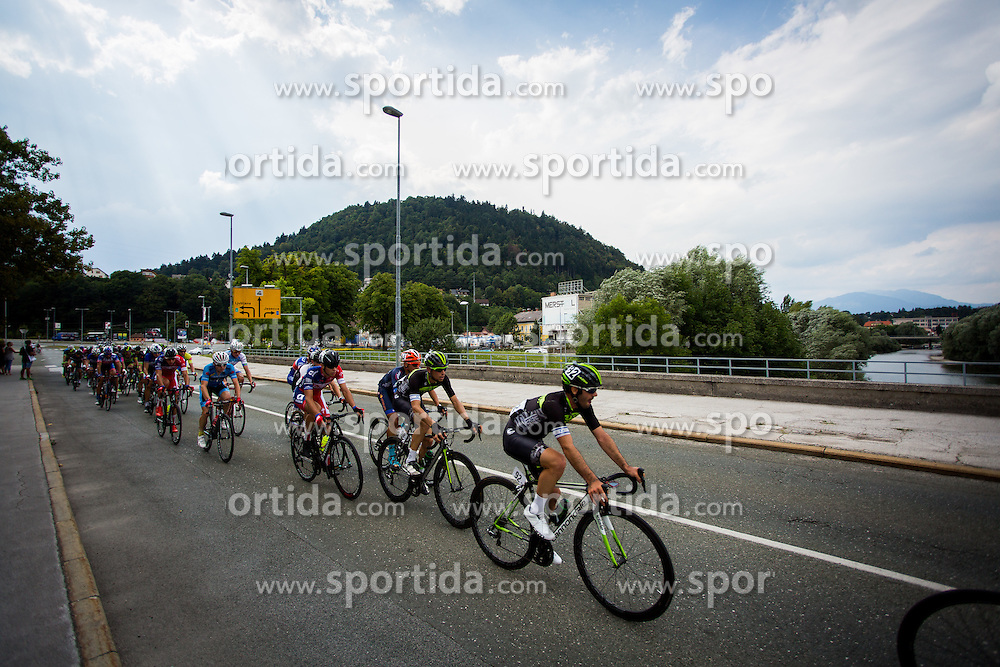 Peloton during cycling race 48th Grand Prix of Kranj 2016 / Memorial of Filip Majcen, on July 31, 2016 in Kranj centre, Slovenia.  Photo by Ziga Zupan / Sportida