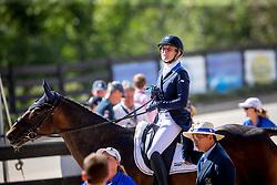 De Liedekerke-Meier Lara, BEL, Alpaga d'Arville<br /> World Equestrian Games - Tryon 2018<br /> © Hippo Foto - Sharon Vandeput<br /> 14/09/2018