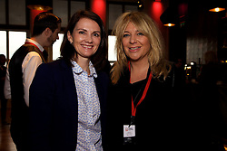 Tricia Burke, Carat Ireland and Camille O'Flanagan,	Barry's Tea.