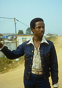 King Sunny Ade in Lagos 1979