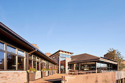 Broadmead SR. Living Center Dining Facility Exterior Image