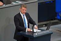 DEU, Deutschland, Germany, Berlin, 02.02.2018: Karsten Hilse (AfD) bei einer Rede im Deutschen Bundestag.