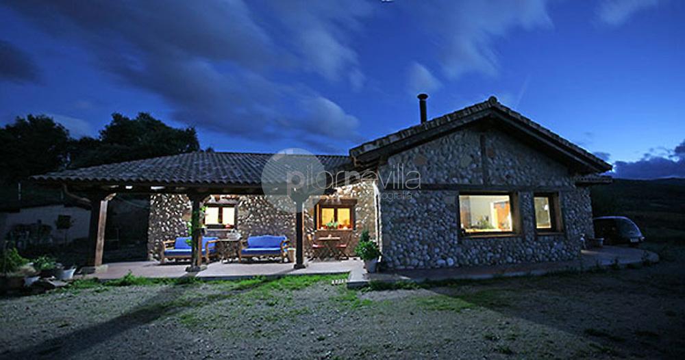 Casa de campo. La Rioja ©Daniel Acevedo / PILAR REVILLA