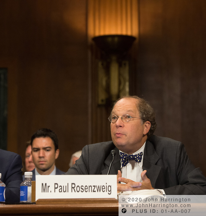 "Mr. Paul Rosenzweig testfies Wednesday September 14, 2016, before the Subcommittee on Oversight, Agency Action, Federal Rights and Federal Courts, testimony was also heard from The Honorable Lawrence E. Strickling, Assistant Secretary for Communications and Information and Administrator<br /> National Telecommunications and Information Administration (NTIA), United States Department of Commerce;  Mr. Göran Marby, CEO and President, Internet Corporation for Assigned Names and Numbers (ICANN); Mr. Berin Szoka, President, TechFreedom; Mr. Jonathan Zuck, President, ACT The App Association;  Ms. Dawn Grove, Corporate Counsel<br /> Karsten Manufacturing; Ms. J. Beckwith (""Becky"") Burr, Deputy General Counsel and Chief Privacy Officer, Neustar;  Mr. John Horton, President and CEO, LegitScript;  Mr. Steve DelBianco, Executive Director, NetChoice; Mr. Paul Rosenzweig, Former Deputy Assistant Secretary for Policy, U.S. Department of Homeland Security."