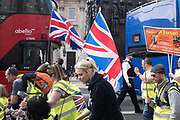 Yellow vests London. 30 March 2019