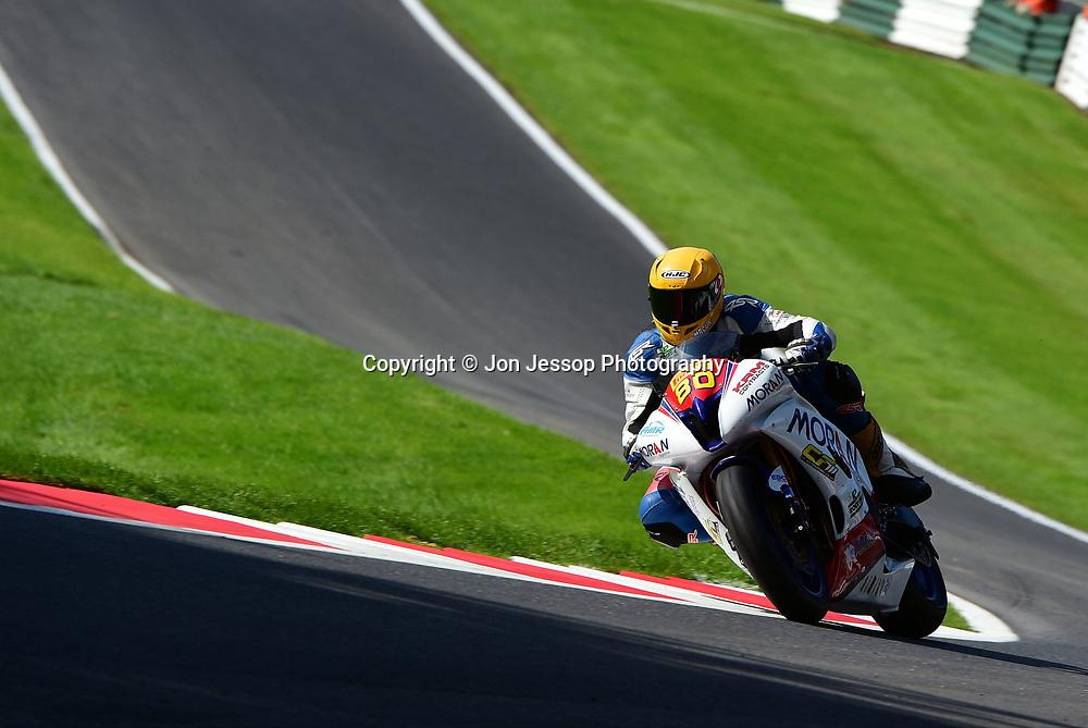 #80 Dan Stamper Barwell Allied Racing Yamaha Pirelli National superstock 600 Championship