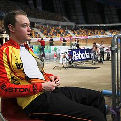 Rochez Harbers concentreerd zich voor zijn kilometer