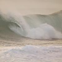 North Shore Oahu wave