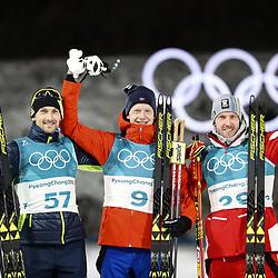 20180215: KOR, Olympics - XXIII Olympic Winter Games PyeongChang 2018, Day 6