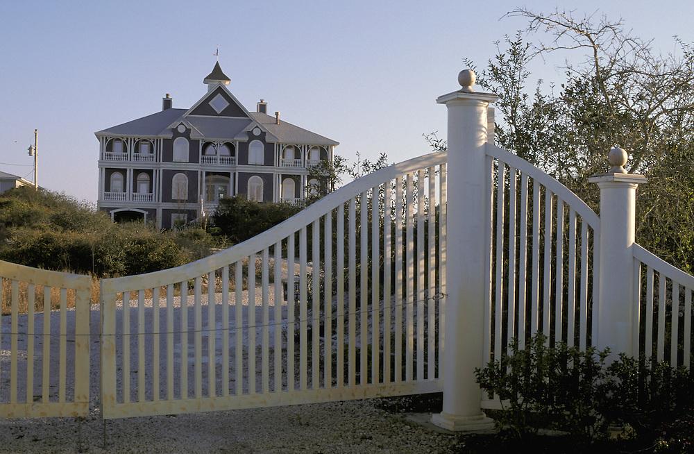 Mansion on Gulf Coast,Gulf Shores, Alabama, USA