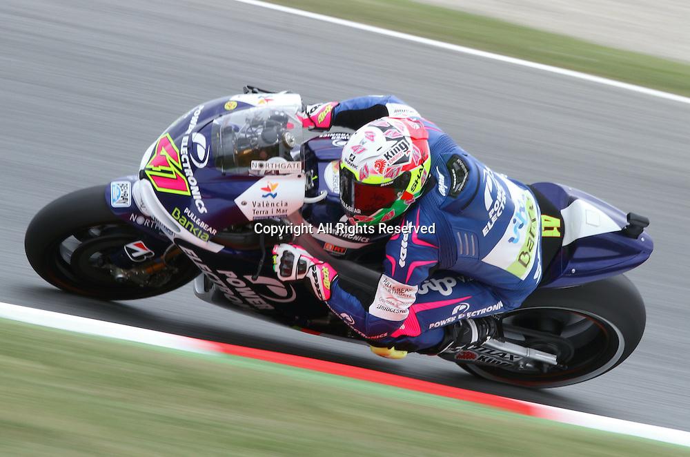 03.06.2012.  Barcelona, Spain. Aperol Catalunya Grand Prix, Race. Aleix Espargro riding ART at Circuit de Catalunya