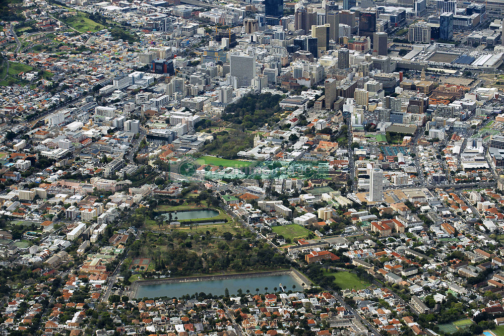 September 30, 2018 - South Africa - Table Mountain, view of Cape Town, Western Cape, South Africa (Credit Image: © Sergi Reboredo/ZUMA Wire)
