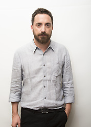 November 11, 2016 - Hollywood, California, U.S. - Director PABLO LARRAIN promotes the movie 'Jackie' (2016). Pablo Larrain Matte (born August 19, 1976) is a Chilean filmmaker. He has directed five feature films and co-directed one television series. He is a co-founder of Fabula, a company in which he develops his cinematic and advertising projects. He directed his first feature film in 2005; it was officially released in March 2006 and won international acclaim after winning several prizes at international film festivals, especially those of Cartagena and Malaga. His fourth feature film is 'No' was screened in the Directors' Fortnight section at the 2012 Cannes Film Festival where it won the Art Cinema Award. The film was also nominated for Best Foreign Language Film at the 85th Academy Awards. Upcoming releases: Una mujer fantástica (producer) (2016), Jackie (director 2016). (Credit Image: © Armando Gallo/Arga Images via ZUMA Studio)