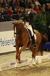 Keller, Kathleen (GER), Daintree<br /> Neumünster - VR Classics 2016<br /> Grand Prix Weltcup<br /> © www.sportfotos-lafrentz.de / Stefan Lafrentz