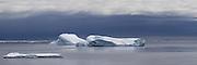 Icebergs in Antarctic Sound, Antarctica | Isfjell i Antarctic Sound i Antarktis.