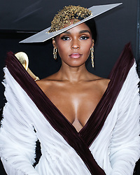 LOS ANGELES, CA, USA - FEBRUARY 10: 61st Annual GRAMMY Awards held at Staples Center on February 10, 2019 in Los Angeles, California, United States. 10 Feb 2019 Pictured: Janelle Monae. Photo credit: Xavier Collin/Image Press Agency / MEGA TheMegaAgency.com +1 888 505 6342