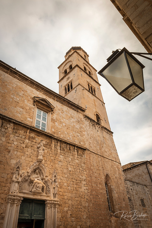 The Franciscan Monastery, old town Dubrovnik, Dalmatian Coast, Croatia