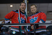 KELOWNA, CANADA - MARCH 04:  ReMax Promotion at the Kelowna Rockets game on March 04, 2017 at Prospera Place in Kelowna, British Columbia, Canada.  (Photo By Cindy Rogers/Nyasa Photography,  *** Local Caption ***